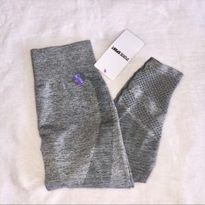 seamless workout leggings - NWT